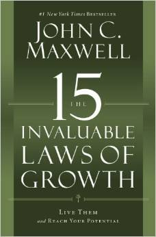 15-invaluable-laws-of-growth