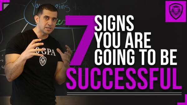7 Signs You Are Going to Be Successful - Patrick Bet-David