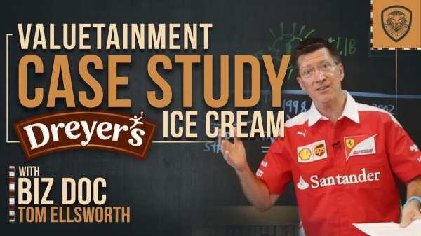 Dreyer's Ice Cream Case Study for Entrepreneurs - Patrick ...