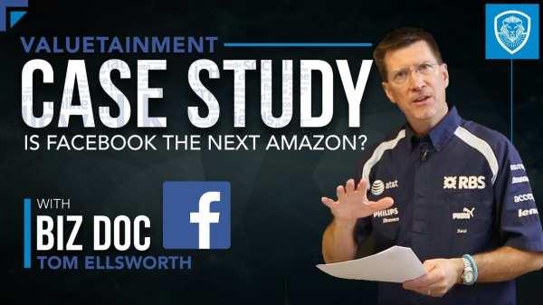 Is Facebook the Next Amazon? - Patrick Bet-David