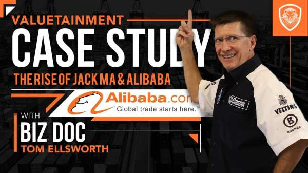 The Rise of Jack Ma and Alibaba - Patrick Bet-David