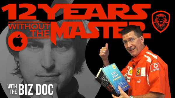 Apple- 12 Years Without the Master - Patrick Bet-David