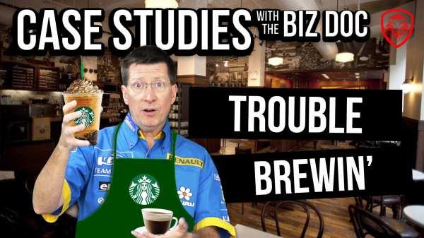 The Billion Dollar Mistake Starbucks Just Made! - Patrick ...