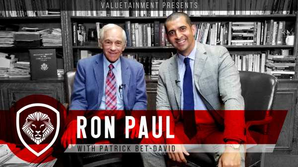 Ron Paul: Crazy, Brilliant or Misunderstood? - Patrick Bet ...