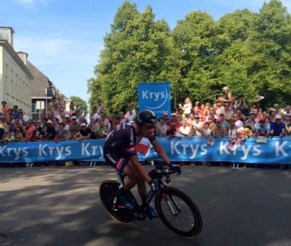 Tom Dumoulin   Tour de France 2015