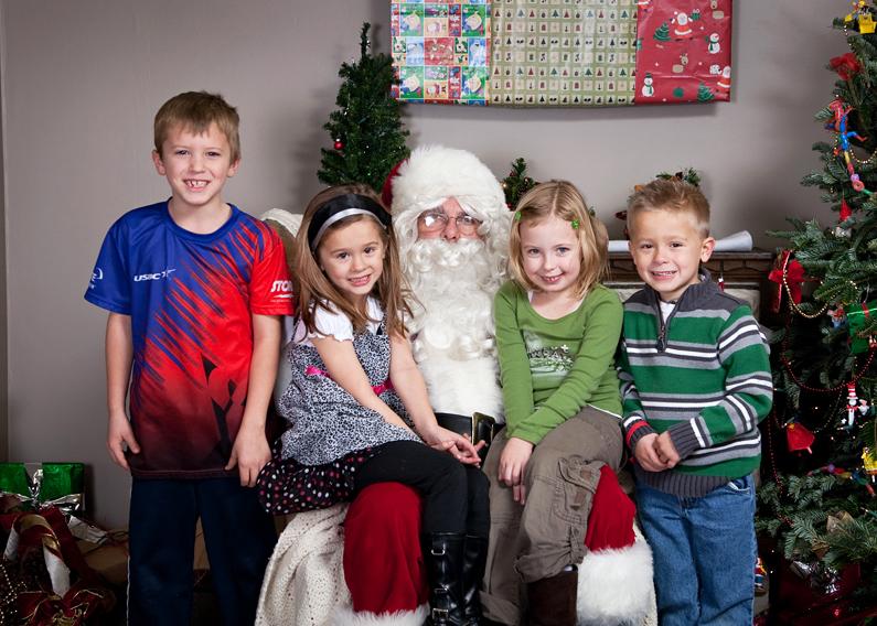 Christmas Portrait Photography
