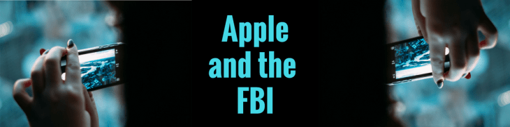 Phone Rights Apple and the FBI
