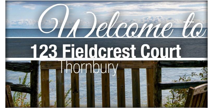 123 Fieldcrest Court, Thornbury | Bay2Mtn.com