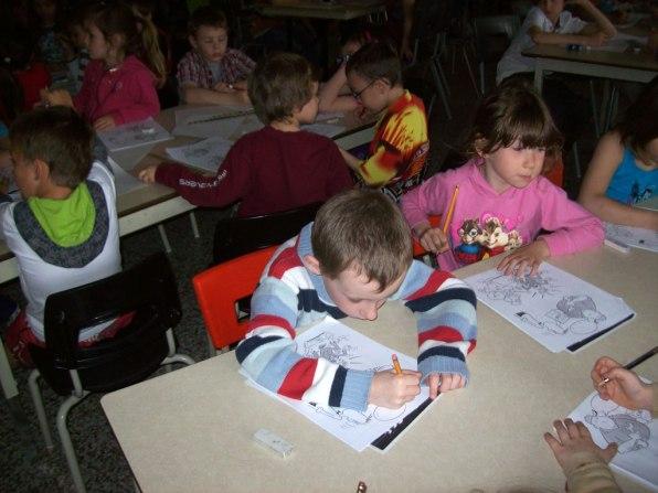 Ateliers dans les écoles 04