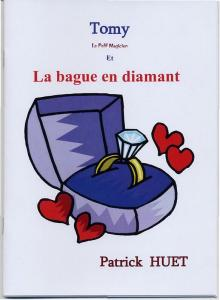 Tomy et la bague en diamant – version ebook