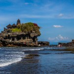 Tanah Lot; world heritage site, Bali