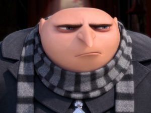 Still from Despicable Me,
