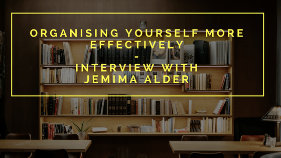 Patrick Mayfield interviews Jemima Alder