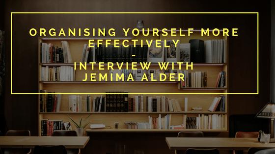 Patrick Mayfield interviews Jemima Alder