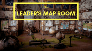 The Leader's Map Room