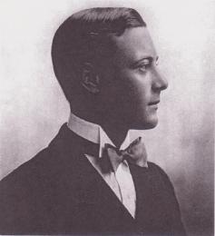 Sir Richard Vincent Sutton c. 1913