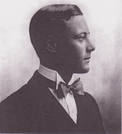 Sir Richard Vincent Sutton c. 1913
