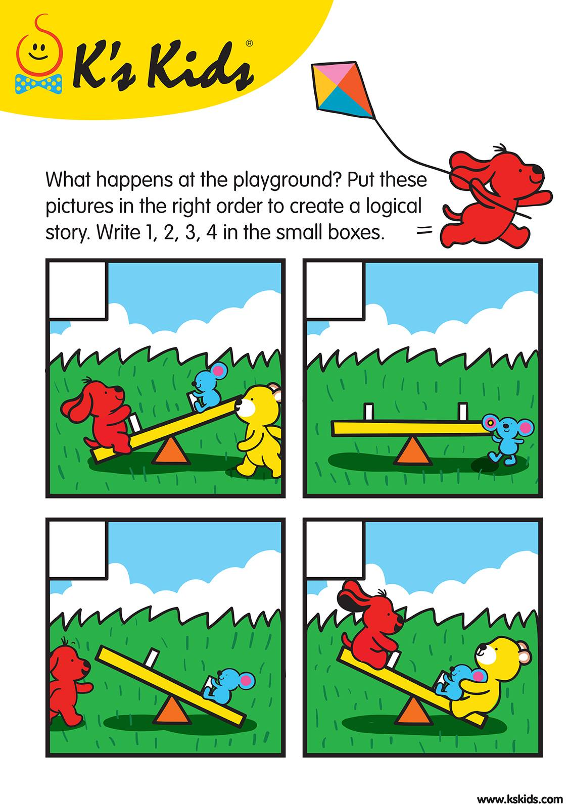 Level 1 Story Sequence