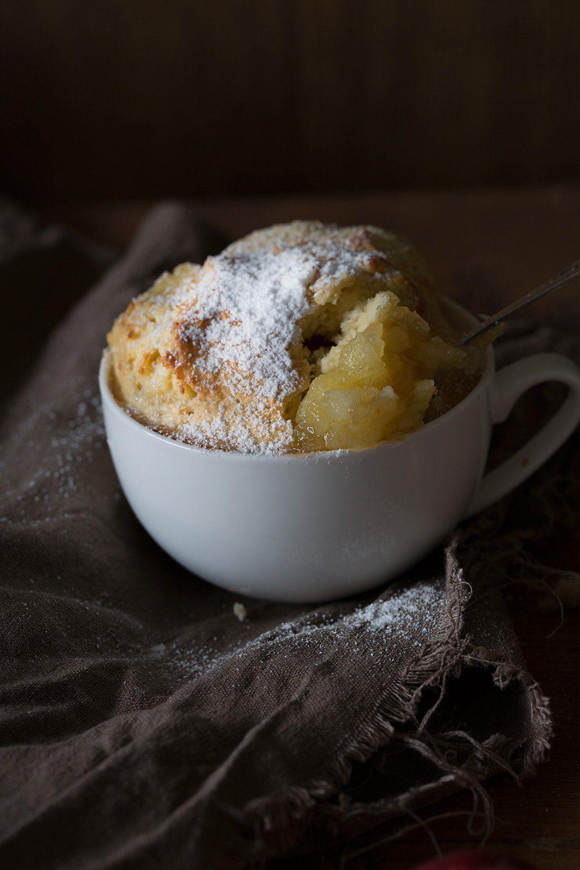 Apfelpudding