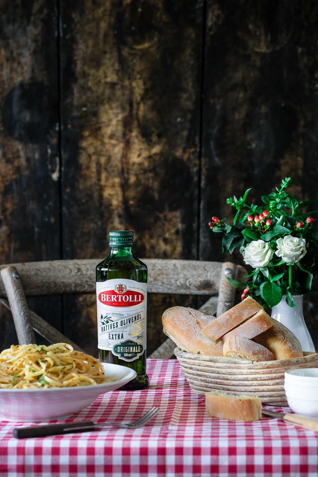 Olivenöl-Dips