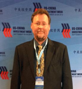 Patrick Seaman at US-China Investment Week