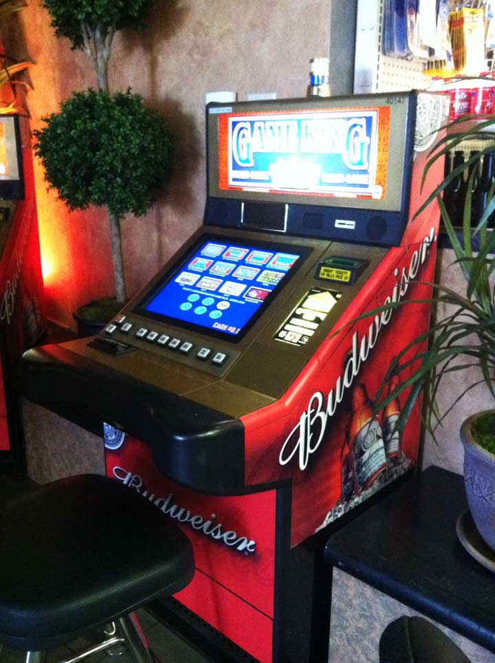 Slot Machine Wraps