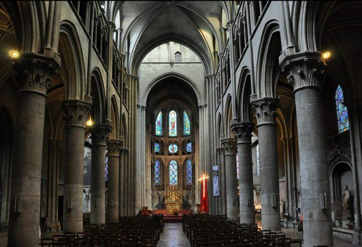 Eglise Notre-Dame à Dijon