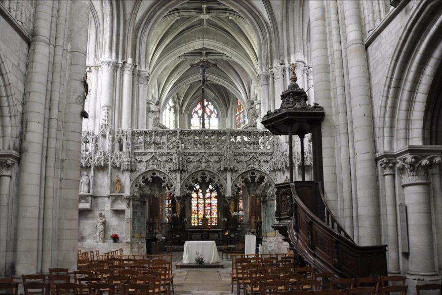 Image result for Eglise de la Madeleine, troyes