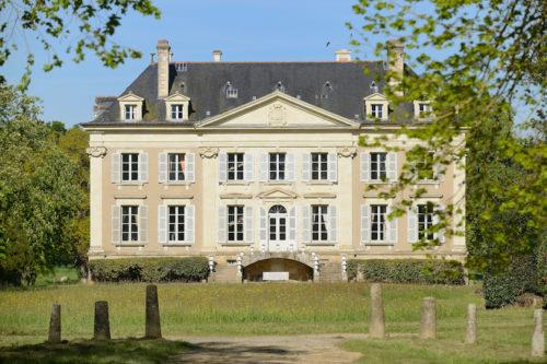 Le château de Danne