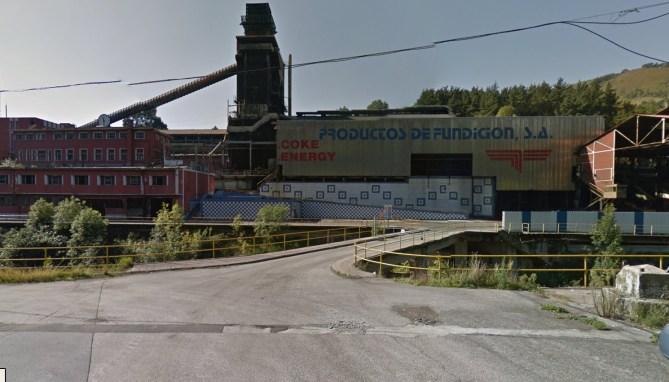 Factoría de PROFUSA en Barakaldo (Bizkaia)