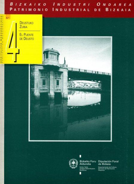 El Puente de Deusto. Portada de la publicación de 1997.