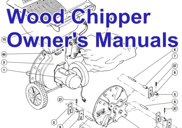 Electric Leaf Shredder Chipper