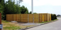 Patriot Fence - Commercial Wood