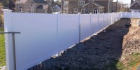 PVC Fence vs. Vinyl Fence - Patriot Fence Crafters, Boston MA