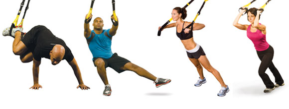 Certified TRX Instructor