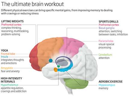 Exercise: It's Medicine For the Mind