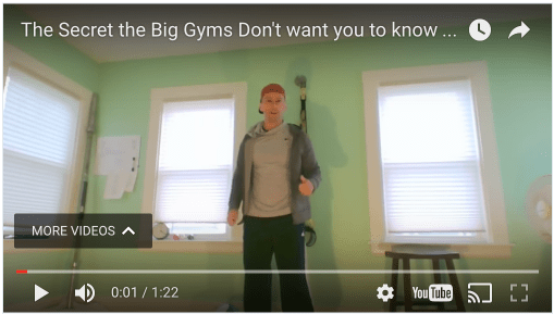 The Secret The Big Gyms Don't Want You to Know | Part 1