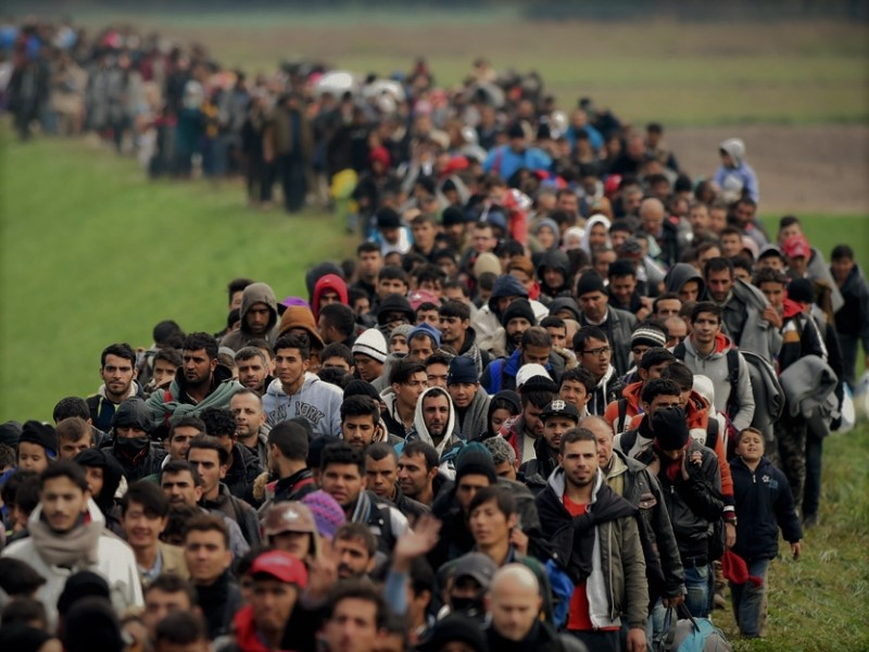 Einwanderungsgesetz stoppen – NEIN zur unqualifizierten Einwanderung in die Sozialsysteme