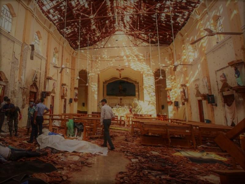 Der UN-Generalsekretär soll die anti-christlichen Anschläge von Sri Lanka klar und deutlich verurteilen!