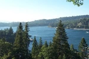 3 Nights at Lake Arrowhead Cabin for 12