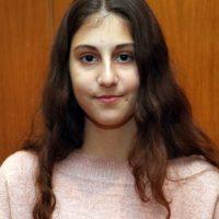 ΣΕ ΠΑΓΚΡΗΤΙΟ ΔΙΑΓΩΝΙΣΜΟδημοσιογραφίας: Κυριακάκη Λίνα, μαθήτρια του Πειραματικού Γυμνασίου Ηρακλείου
