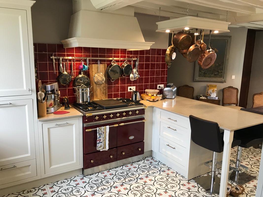 cuisines cottage a caen calvados 14