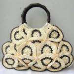Bolso original a crochet