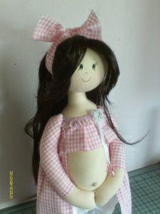 Muñeca embarazada 2