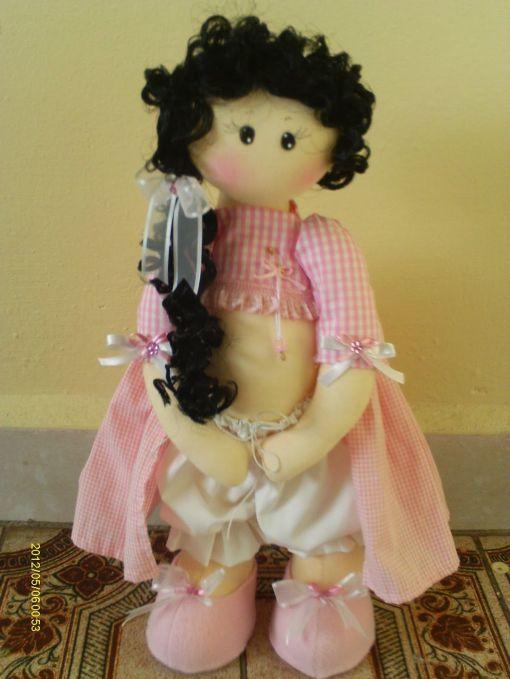 Muñeca embarazada 3