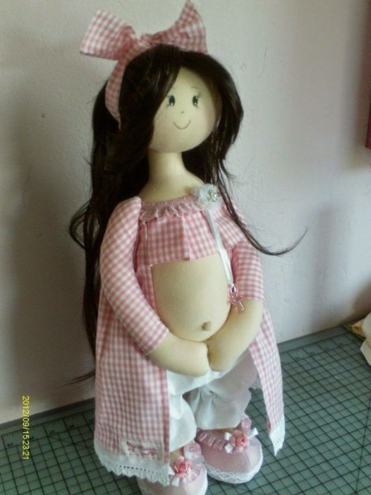 Muñeca embarazada