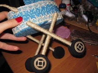 carrinho de bebe para Tilda 25