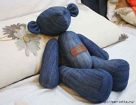 oso de pantalones vaqueros 6