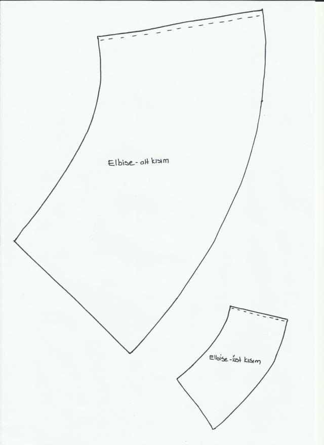 patron de vestido