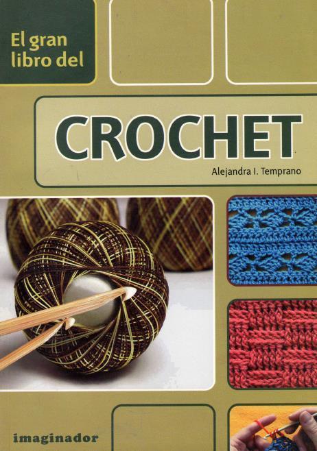 El gran libro del Crochet - Patrones gratis
